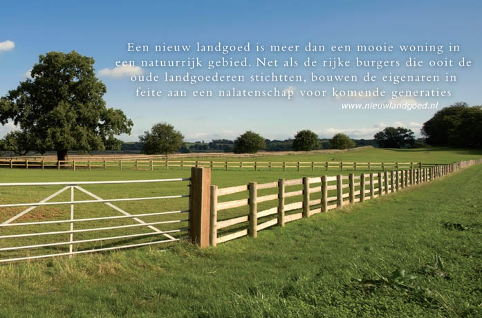 landgoed verhalen Landgoederen Net