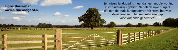 landgoed verhalen op Landgoederen Net